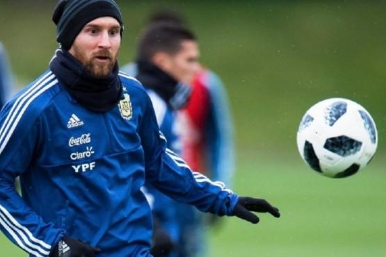 Alarma en la Selección: Messi está en duda contra Italia