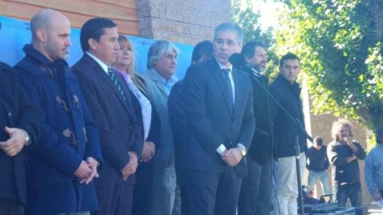 Vicegobernador demandó reincorporación de los despedidos de YCRT