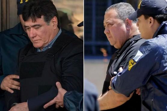 Carlos Zannini y Luis D'Elía quedaron en libertad