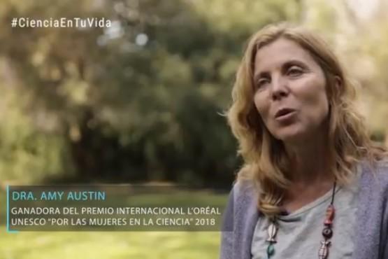 Investigación sobre el impacto humano en la Patagonia ganó reconocido premio científico