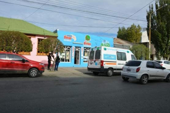 Asaltaron agencia de bingo de Av. Kirchner