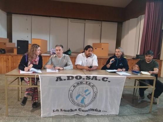 La deuda de aportes sindicales a ADOSAC asciende a más de 36 millones de pesos
