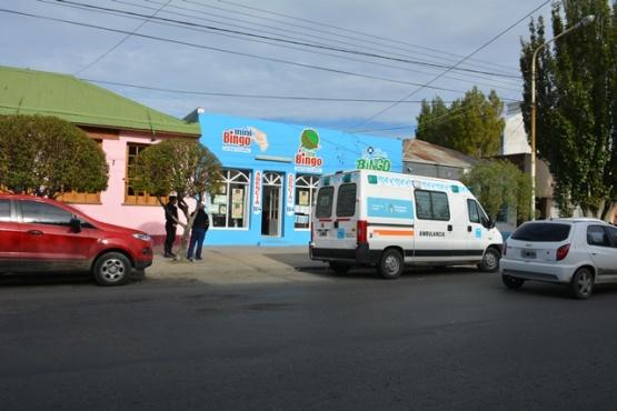 La agencia se encuentra en Av. Kirchner al 1600. (Foto: C.R)
