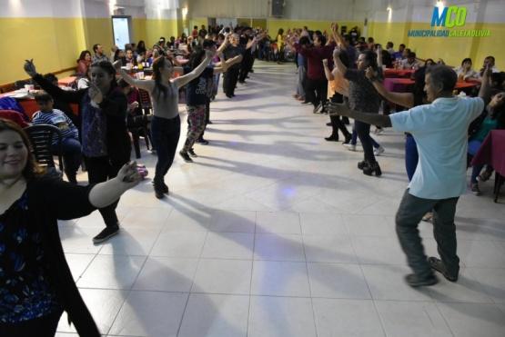 Exitosa peña solidaria para el Hogar de Niños
