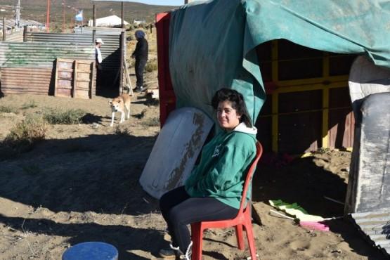 Nuevos asentamientos ilegales en Caleta Olivia