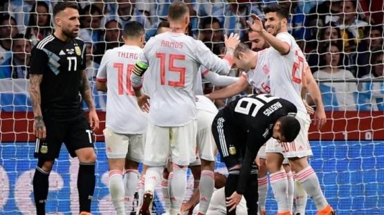 El resultado fue pésimo para Argentina.