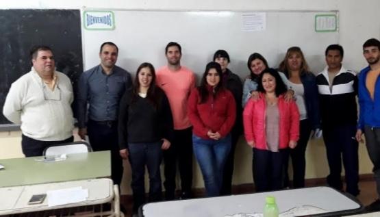 Perito Moreno tiene una nueva escuela Industrial