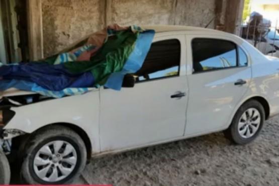 Identificaron al dueño del auto que mató y huyó: es policía de la federal