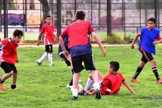 River Plate buscó talentos en Caleta Olivia