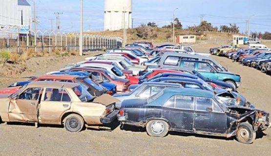 Más de un centenar de vehículos serán rematados en Punta Arenas