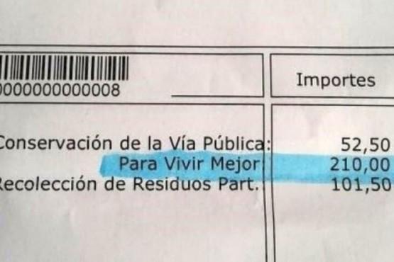 """Carambia admitió que es polémico el nombre de la tasa """"Para Vivir Mejor"""""""
