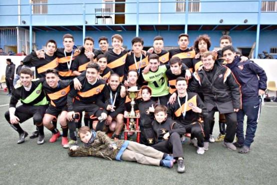 Don Bosco se consagró bicampeón de Cuarta