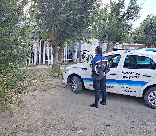 Viviendas allanadas por el personal de la Seccional Primera y la DDI de la ciudad de Piedra Buena.