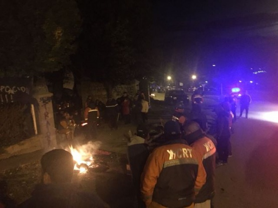 Llevaron adelante operativo de seguridad y desalojo en Casa 51