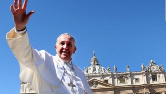 Este domingo pascual el Papa pidió paz para las regiones más violentas