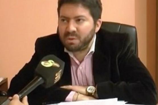 Alberto Luciani, abogado del detenido por abuso sexual gravemente ultrajante.