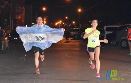 Corrida Héroes de Malvinas: ganó Rodríguez