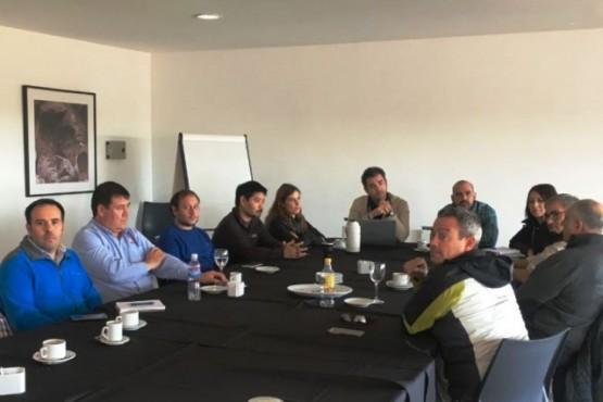 CAPROMISA y Patagonia Gold profundizan el trabajo conjunto