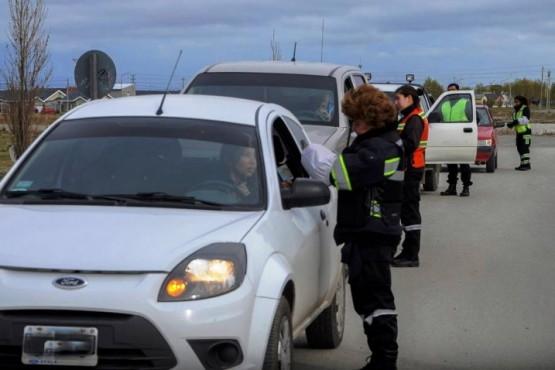 Tránsito Municipal secuestró 12 autos