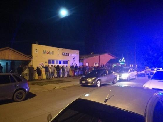 Se controlaron bares y locales nocturnos.