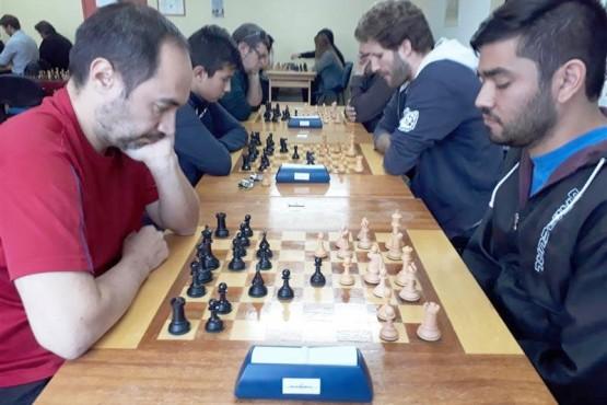 El ganador y su duelo ante Bazzano.