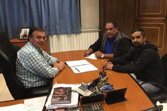 El porcentaje pautado fue analizado en dos reuniones por parte del propio Intendente con representantes del sector de trabajadores municipales.