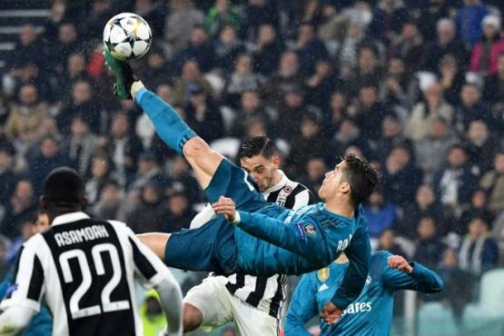 Tres razones que muestran la magnitud del golazo de chilena de Cristiano Ronaldo