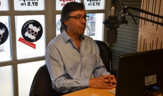 César Guatti, Sec. de Gobierno.