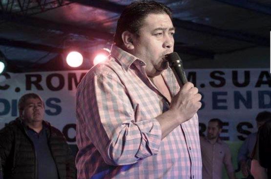 Mateo Suárez se refirió al inicio de las represas. (Archivo).