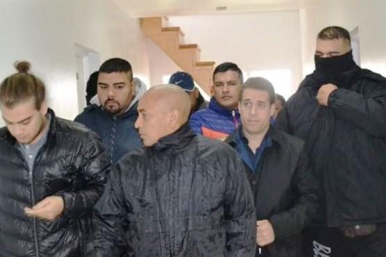 Suspendieron sesión del HCD de Río Turbio y Samir Zeidán salió escoltado con seguridad