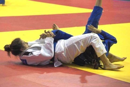 Tittarelli terminó quinta en el Open Panamericano de Buenos Aires