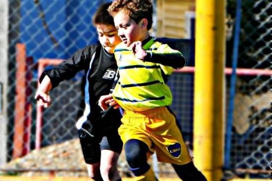Arranca la segunda para el fútbol infantil