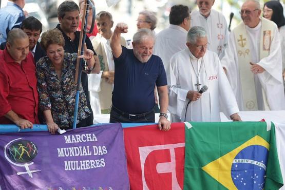 Lula previo a su inminente entrega:
