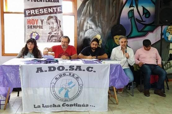 ADOSAC busca reactivar las acciones de la MUS