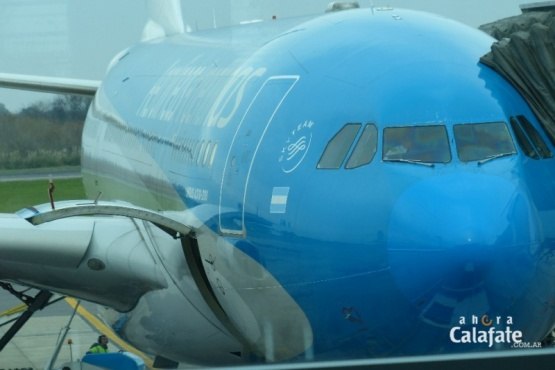 El Calafate declarará la Emergencia Aerocomercial