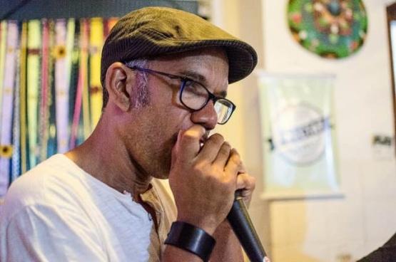Aldir Floquet, músico integrante de Pluralize