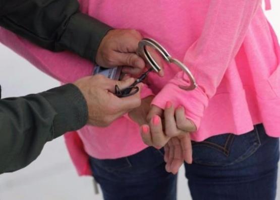 La mujer fue llevada a la dependencia para ser identificada. (Foto ilustrativa)