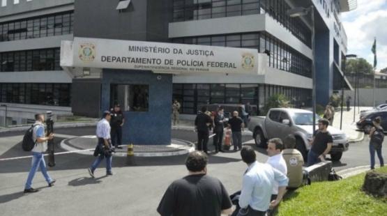 Nueve heridos por disparos con balas de goma frente a la prisión de Lula
