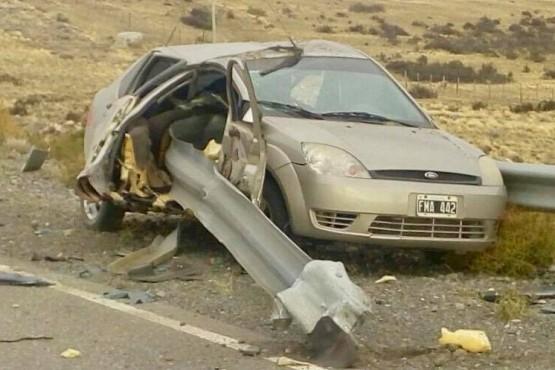 Un joven perdió la vida en un accidente