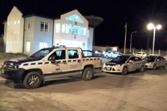 Menor detenido por destruir un vidrio de una casa