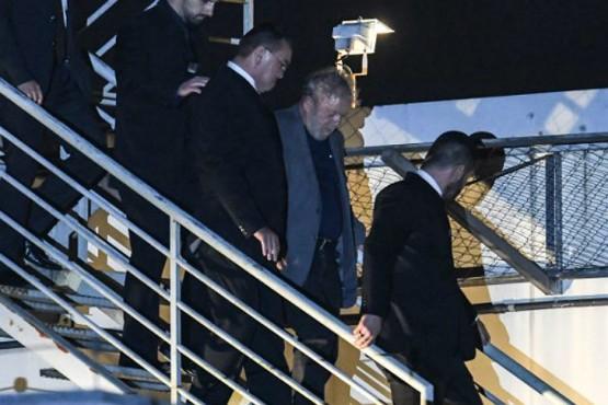 Difunden un audio del avión que llevó a Lula: