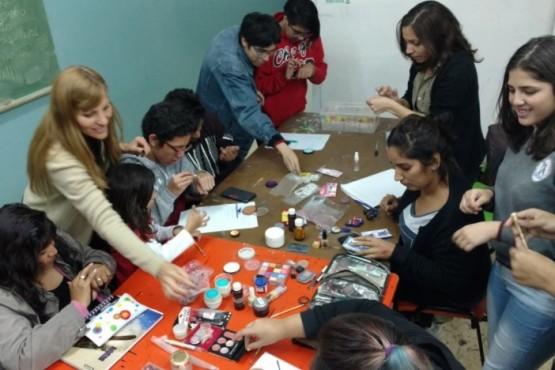 Comienzo de actividades en la Escuela Municipal de Teatro