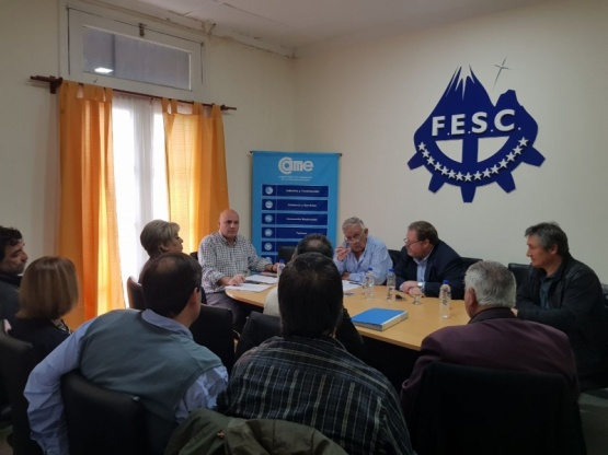 Hubo consenso en la FESC.