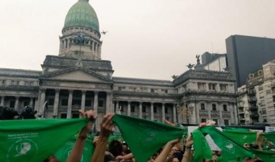 Audiencias sobre el aborto: convocan marchas a favor y en contra
