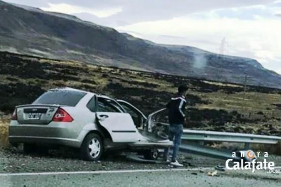 Quedó detenido el conductor del auto protagonista de un choque fatal