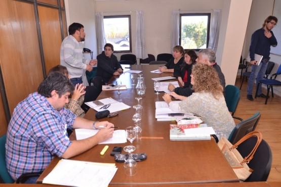 Representantes de la MUSAC se reunieron con Legisladores