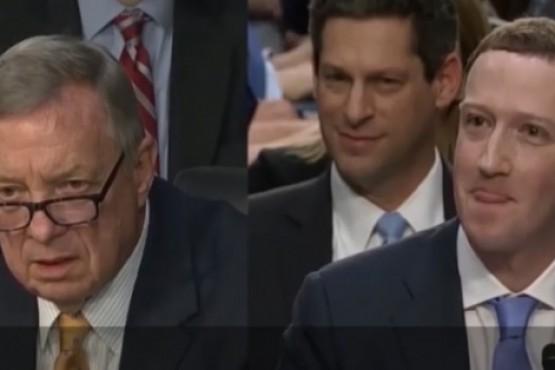 La pregunta de un senador que incomodó a Mark Zuckerberg y le dio una lección sobre privacidad