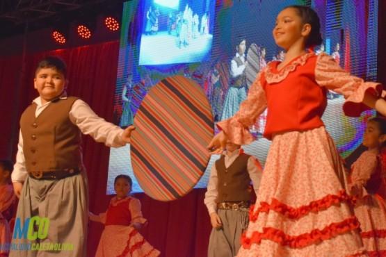 Convocatoria para los mas pequeños a la escuela de Danzas Nativas