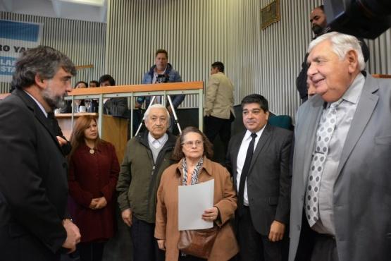 Sonia y José Ortega, destacados