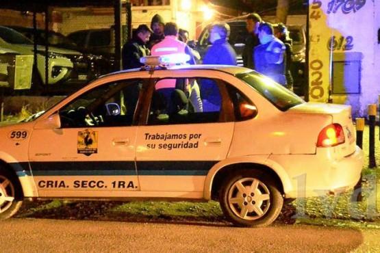 Le roban maletín con 220 mil pesos a vecino zíngaro